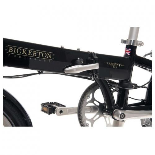 Vélo Pliant Bickerton Argent 1808 Country