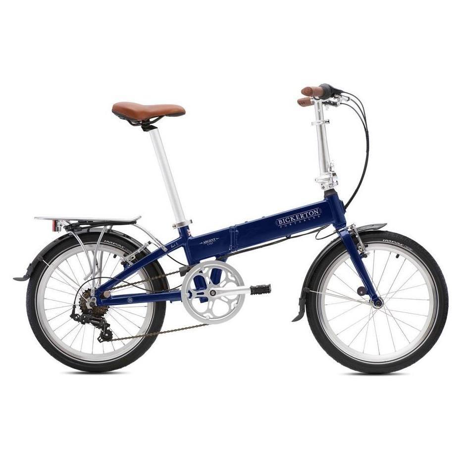 Vélo pliant Bickerton Argent 1707 Country