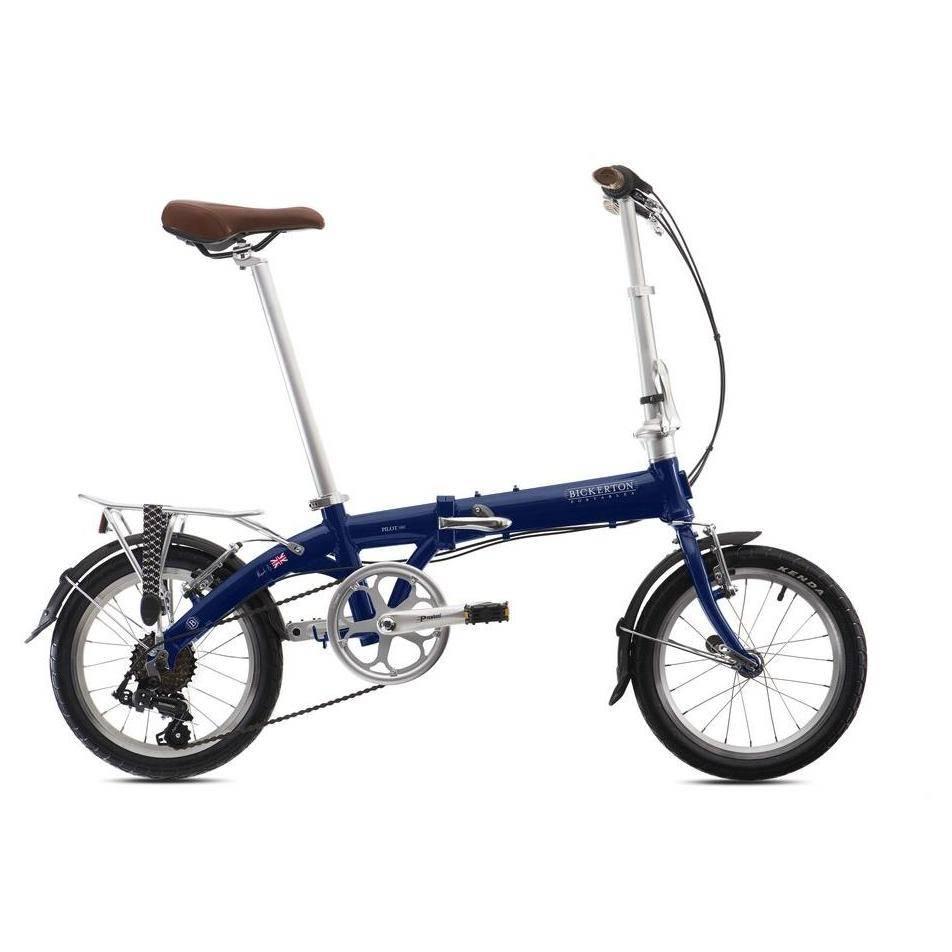 Vélo Pliant Bickerton Pilot 1407 Country Bleu